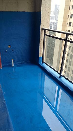 施工防水工艺